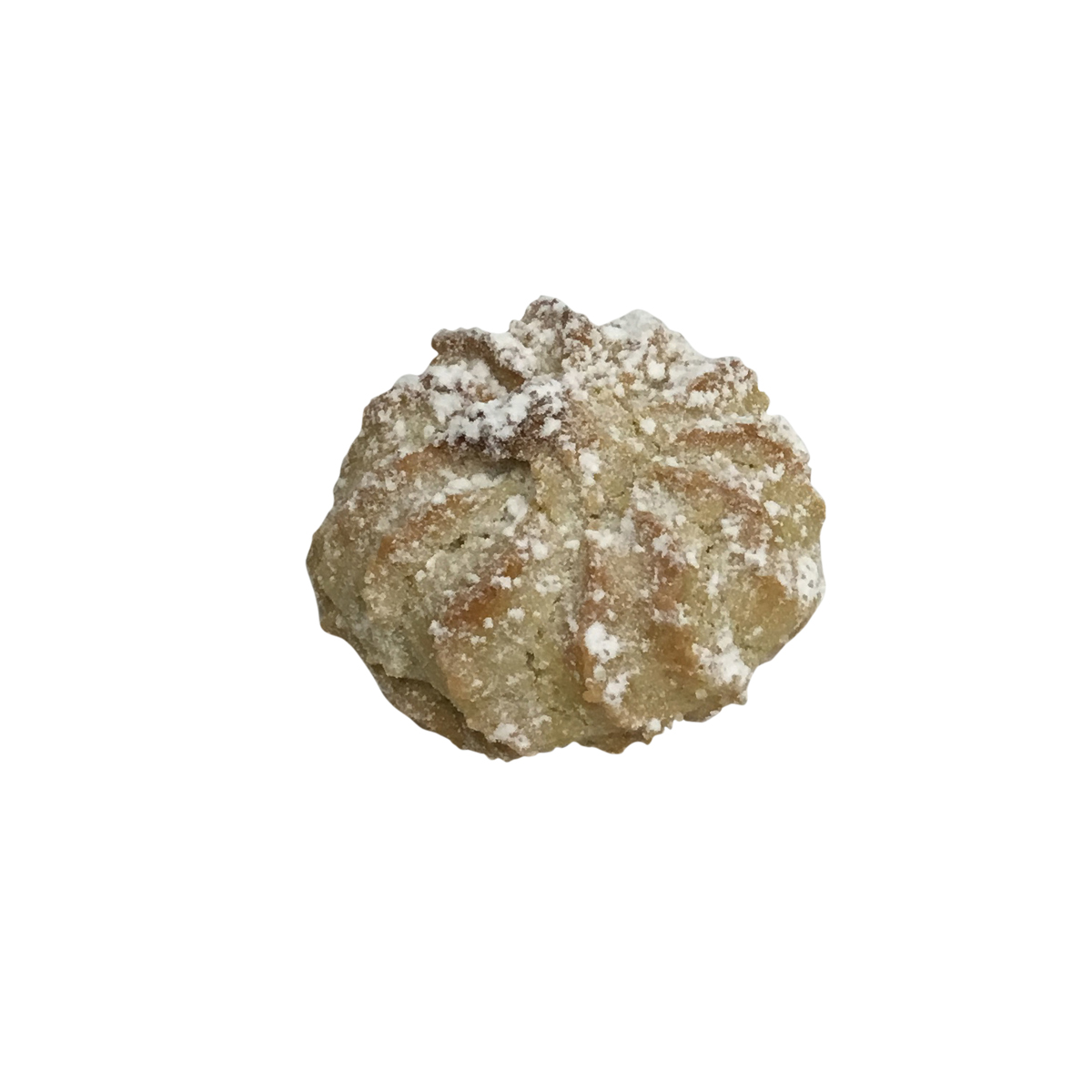 Pistachio (Gluten Free-Almond Biscuit)
