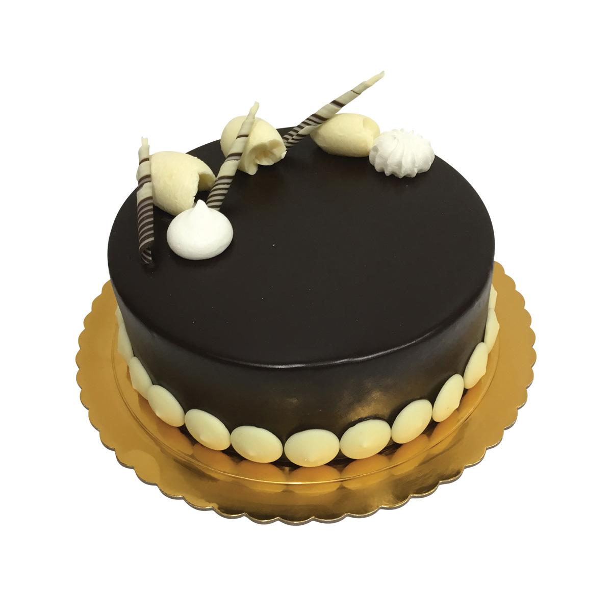 Choc Vanilla Mud Cake