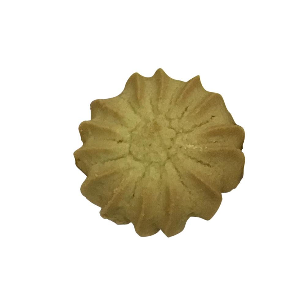 Mini Pistachio Shortbread
