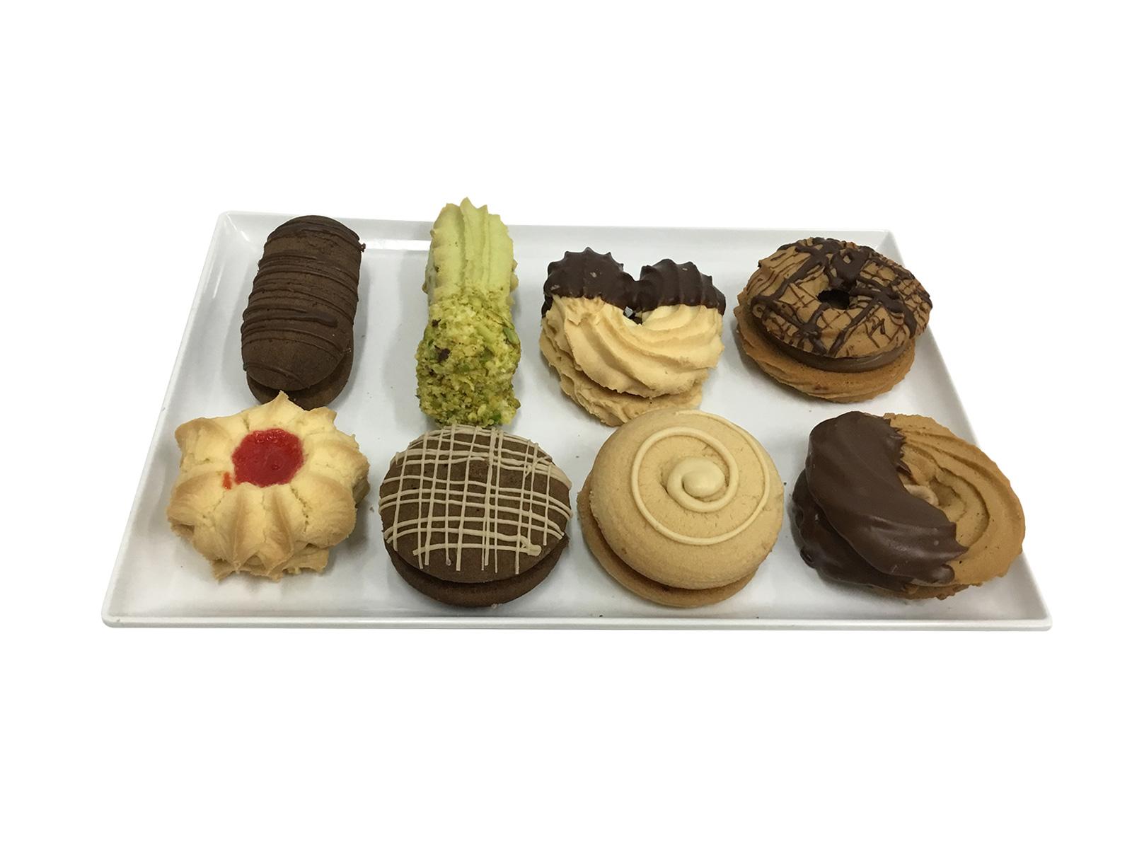 Assorted Shortbread Biscuits