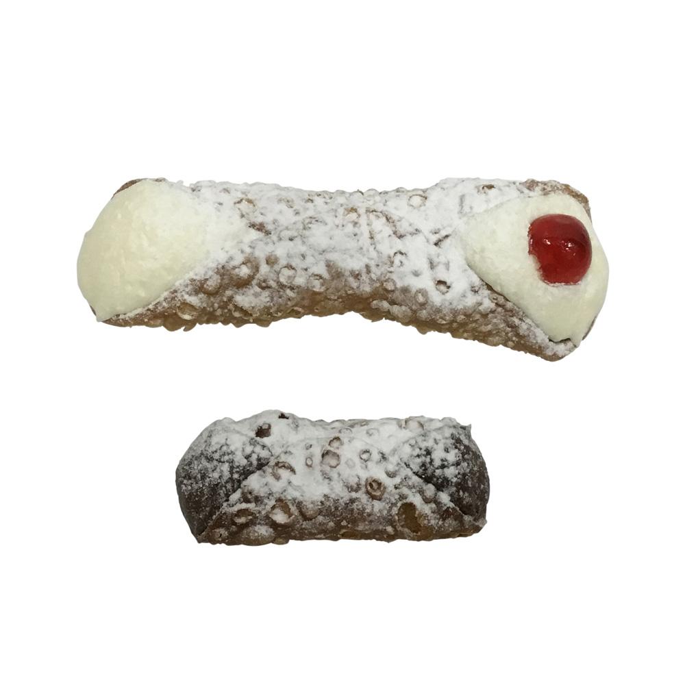 Large /Mini Cannoli- Chocolate, Vanilla or Ricotta