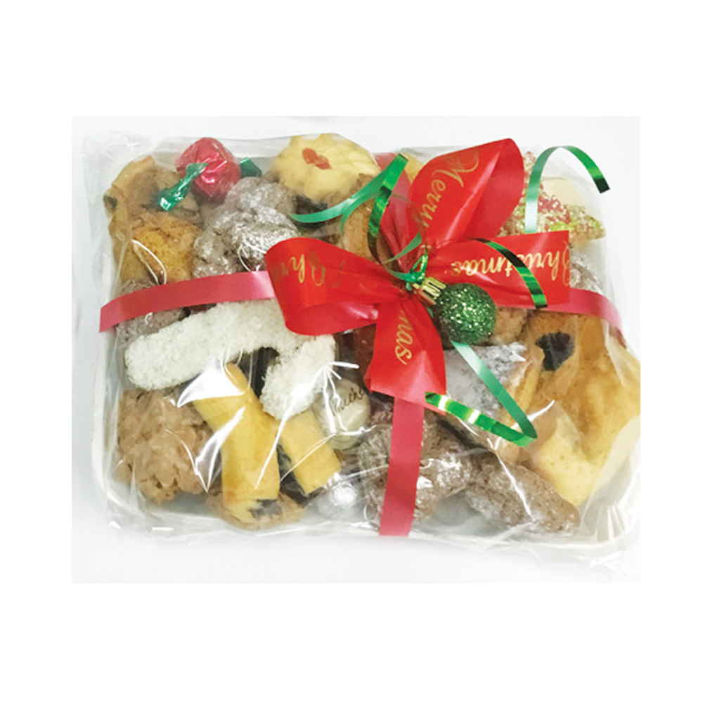 Christmas Biscuit Tray